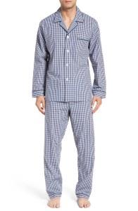 blue-gingham-mens-pajama-set-for-christmas-2016-2017